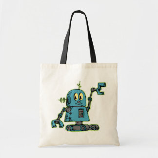 La bolsa de asas de Sr. Robot