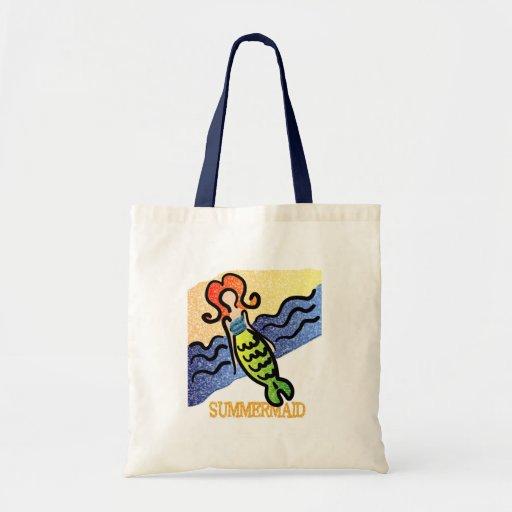 La bolsa de asas de SumMermaid