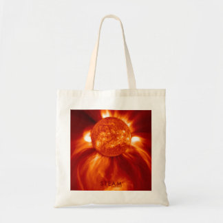 La bolsa de asas de Sun ardiente