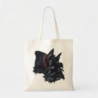 La bolsa de asas de Terrier del escocés