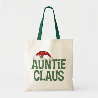 La bolsa de asas de tía Claus