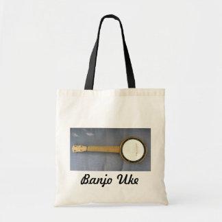 La bolsa de asas de Uke del banjo