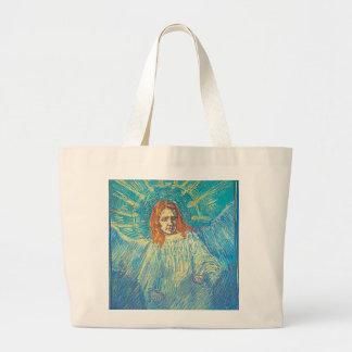 "La bolsa de asas de un ángel de Van Gogh ""media fi"