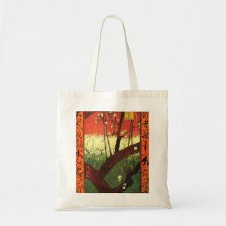 La bolsa de asas de Van Gogh Japonaiserie