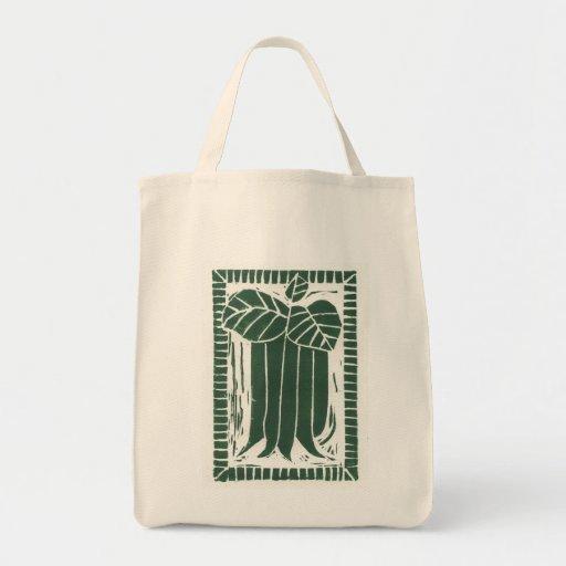 La bolsa de asas de Vert de la judía
