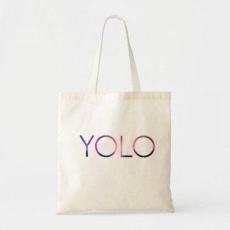 La bolsa de asas de YOLO