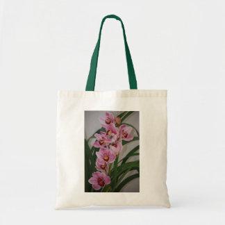 La bolsa de asas del aerosol de la orquídea