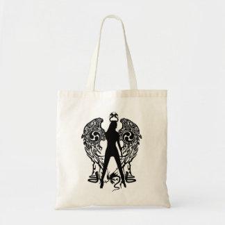 La bolsa de asas del ángel de la serpiente