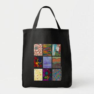La bolsa de asas del arte abstracto