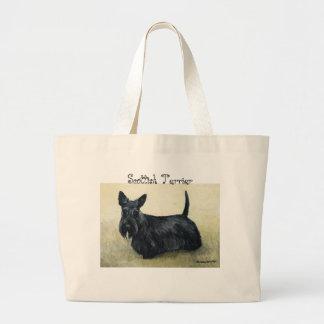 """""""La bolsa de asas del arte del perro de Terrier de"""
