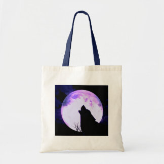 La bolsa de asas del aullido del lobo