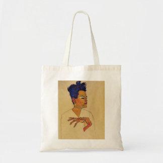 La bolsa de asas del autorretrato de Egon Schiele