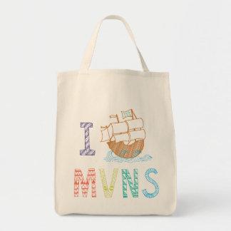 La bolsa de asas del barco pirata de MVNS