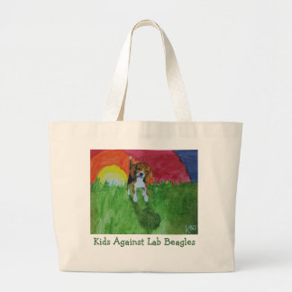La bolsa de asas del beagle