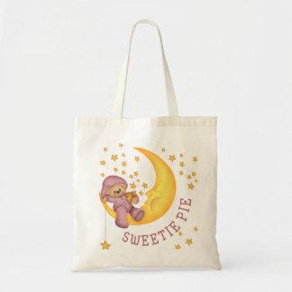 La bolsa de asas del bebé de la empanada del Sweet