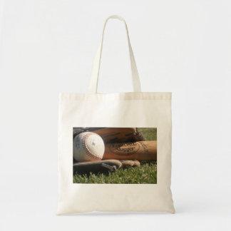 la bolsa de asas del béisbol