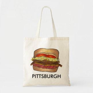 La bolsa de asas del bocadillo de Pittsburgh