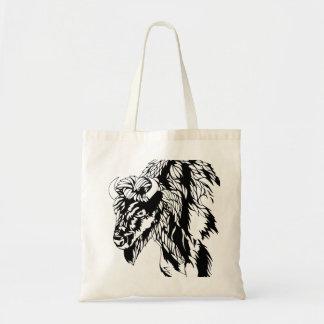 La bolsa de asas del búfalo