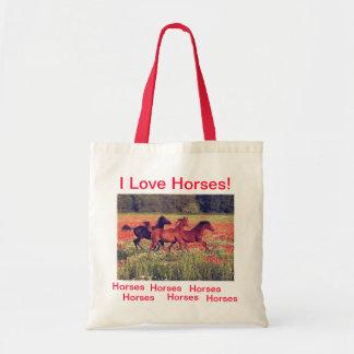 La bolsa de asas del caballo
