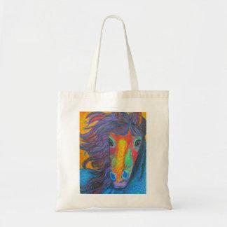 """La bolsa de asas del caballo del """"incendio fuera d"""