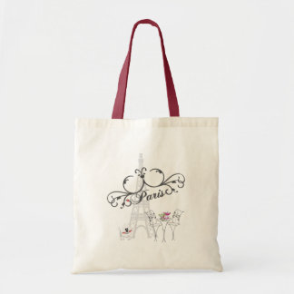 La bolsa de asas del café de París