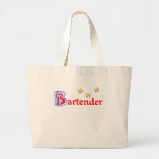 La bolsa de asas del camarero