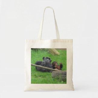 La bolsa de asas del chimpancé