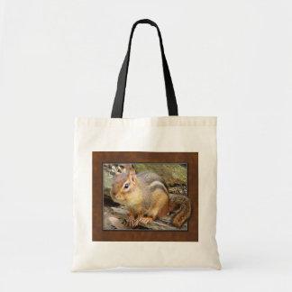 La bolsa de asas del Chipmunk