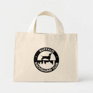 La bolsa de asas del club del Dachshund del búfalo