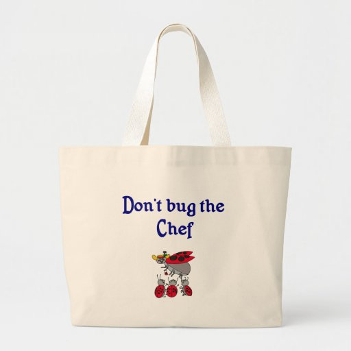 La bolsa de asas del cocinero