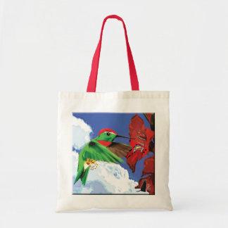 La bolsa de asas del colibrí