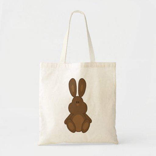 La bolsa de asas del conejito de Brown