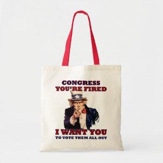 La bolsa de asas del congreso del fuego