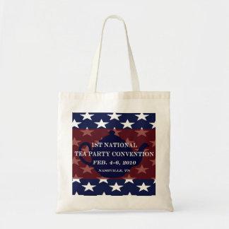 La bolsa de asas del convenio nacional de la fiest