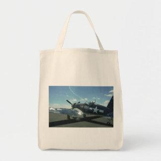 La bolsa de asas del corsario F4U-1