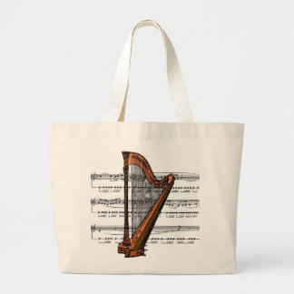 La bolsa de asas del ~ del fondo de la música de l