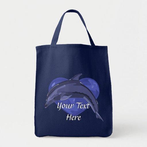 La bolsa de asas del delfín