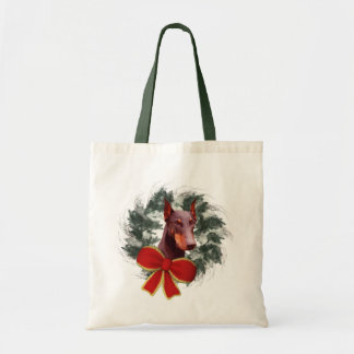 La bolsa de asas del día de fiesta del navidad de