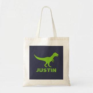 La bolsa de asas del dinosaurio de T Rex