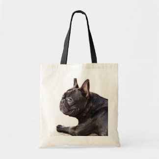 La bolsa de asas del dogo francés