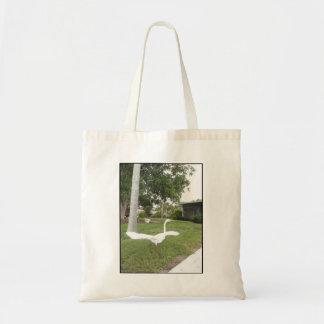 La bolsa de asas del Egret de Englewood