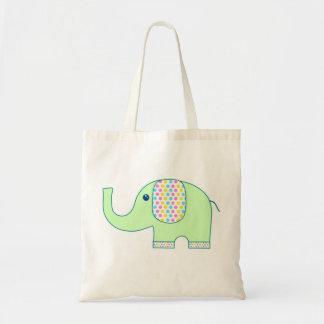 La bolsa de asas del elefante/papel de regalo amis
