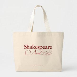 La bolsa de asas del empollón de Shakespeare