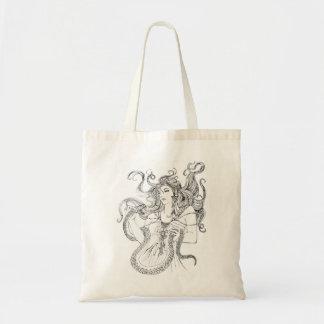 La bolsa de asas del encantador de serpiente