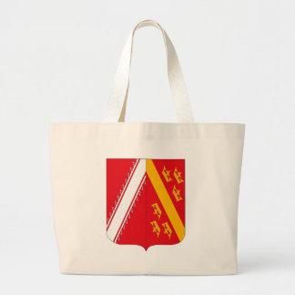 La bolsa de asas del escudo de armas de Alsacia
