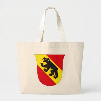 La bolsa de asas del escudo de armas de Berna