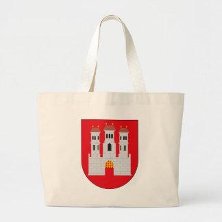 La bolsa de asas del escudo de armas de Bratislava