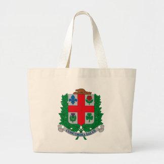 La bolsa de asas del escudo de armas de Montreal