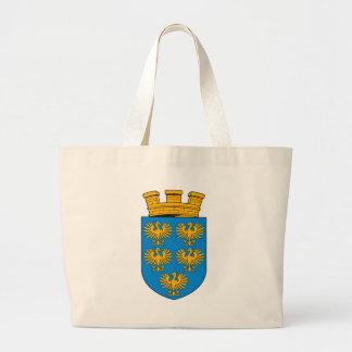 La bolsa de asas del escudo de armas de Nieder Ost