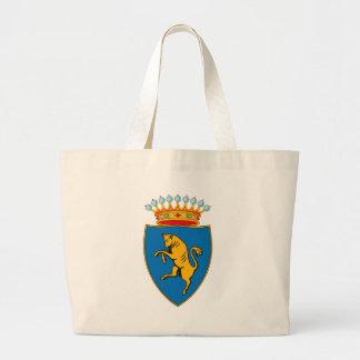 La bolsa de asas del escudo de armas de Turín (Tor